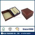 Wholesale Creative Design Packaging Paper Boxes Cases Logo Custom Watch Box