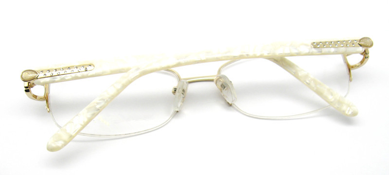 2018 Latest Women Metal Glasses China Wholesale Half Rim Glasses ...