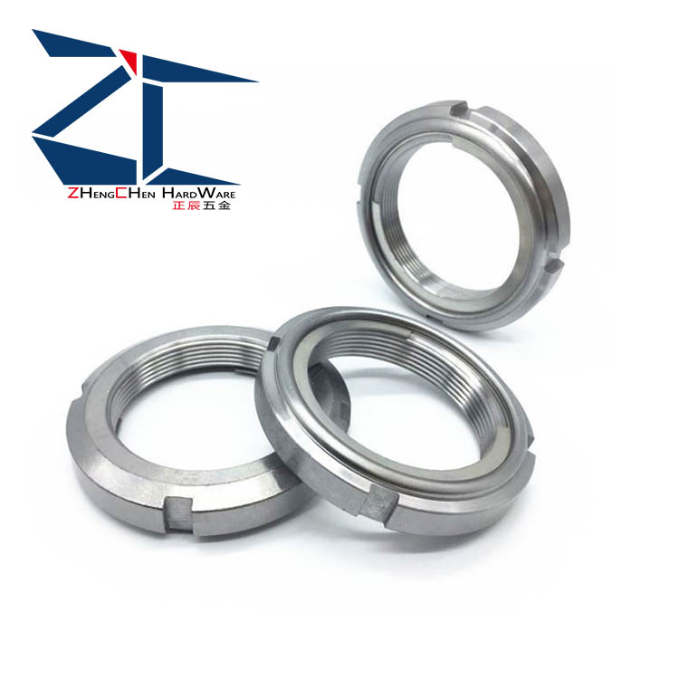 Bearing nut include Fine U-Nuts JS00(<strong>M10</strong> p0.75)