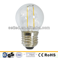 Energy Saving New G45-200 Filament LED Bulb E27