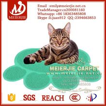 China Factory UV Resistant Pet Feeding Mats For Pet Pee