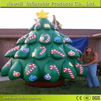 High quality outdoor dancing christmas tree for your choice
