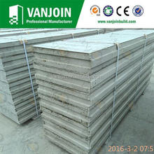 Waterproof Insulated Floor Polystyrene Concrete Foam Filled Wall Panels