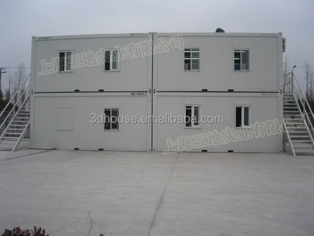 Spacious design prefabricated contianer rooms for living,house,camp,hotel