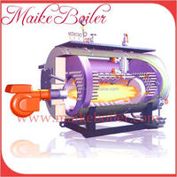 4.2MW horizontal High quality green product factory price oil &gas fired domestic oil boilers