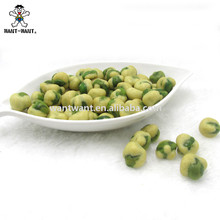 Green Pea Snack Flour Coated