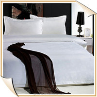 Top quality polycotton home/hotel bed sheets manufacturers in guangzhou china