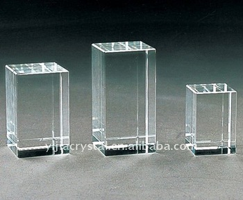 Wholesale k9 crystal glass cube blank crystal glass blocks for Wholesale glass blocks for crafts