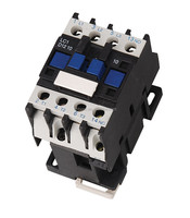 Classic type cjx2-1210 Ac contactor, types of ac magnetic contactor