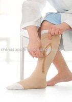Elastic medical compression Stockings, medical compression stocking with zipper,compression stockings varicose veins