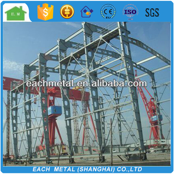 Space Frame Steel Structure warehouse