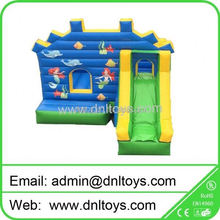 high quality combo games frozen jumping castle