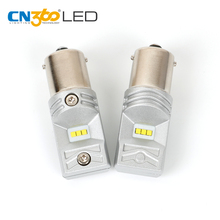 Wholesale warm white auto bulb s25 ba15s 21/5w 1156 canbus 12v 24v led auto light