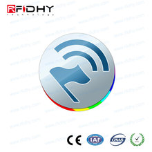 Tiny size Dia 9mm rfid tag for sunglasses
