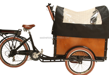 new model babboe bakfiets/cargo trike /cargo bike