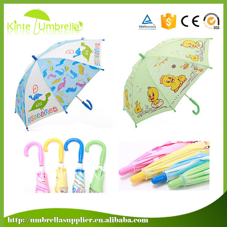 Wholesale promotional cheap kids umbrella pictures for kids