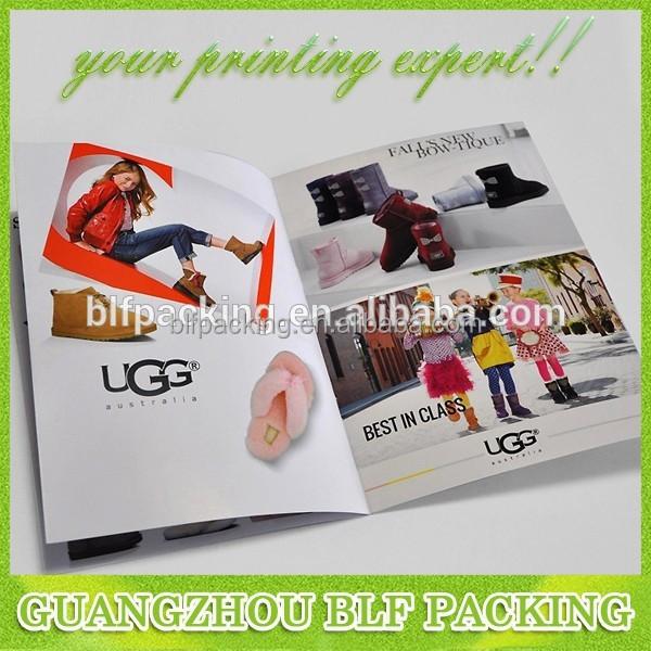 advertising pamphlet sample