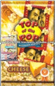 Snack Food Top of the Pop Cheese flavour Microwave Popcorn
