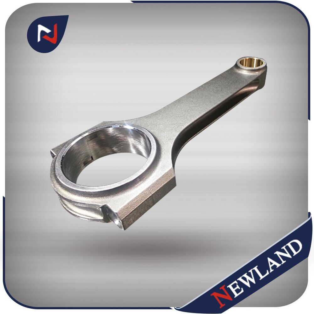 Custom Made Forged 4340 H Beam Conrods For Volvo 161mm Connecting Rod