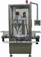 Automatic Rotary Powder Filling Machine (1-500g),Auger Filling Machine, Auger Filler