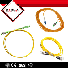 LC/FC/ST/SC Single Mode Fiber Optic Patch Cord & Pigtail