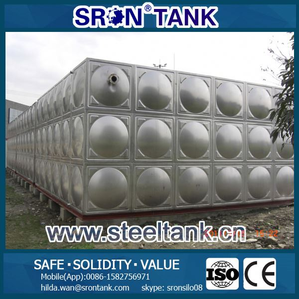 Customized Smc Panel Tanks for Water Storage / Well Corrosion Prevention