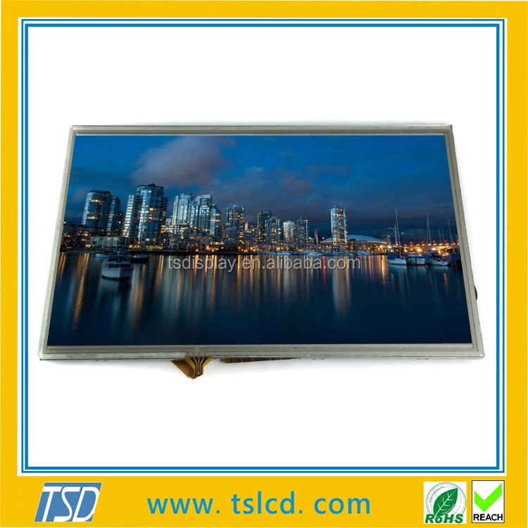 50-pin lcd screen 10.1 inch with TTL interface for education electronics