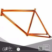 Bike parts Taiwan fixies 700C steel track bicycle frame