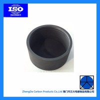 good chemical stability graphite crucible for melting various metals