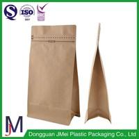 food, chemical, fertilizer,etc Industrial Use and PP Plastic Type block bottom valve bag