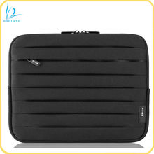 Pleated neoprene case sleeve for ipad mini