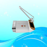 Portable latest technology fractional co2 laser / stretch scar removal vaginal tightening/factory