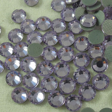 Crystals round stone all colors available rhinestone heat transfer china
