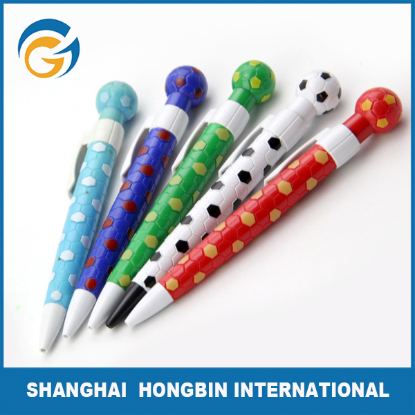 Novelty Pen with Soccer Ball for Children