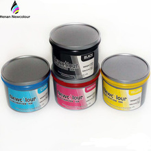 Fabric printing used ink sublimation for offset presses