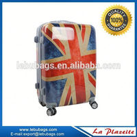 Professional Hard Side polycarbonate Luggage Wholesale in UK Market