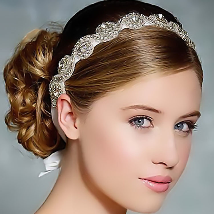 ZH3209A Wedding Elegant Hair Accessories Bridal Chinese Wedding