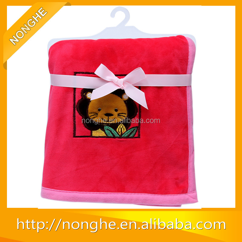 Manufacturer directly supply Popular design baby snuggie blanket for Promotion