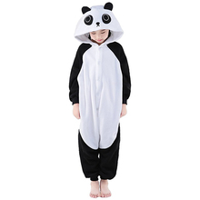 Cute plush animal baby toy panda costume