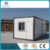 easy build steel container house cost saving easy installation economic container home of modular demountable movable office