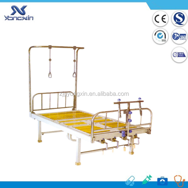 Double-arm type stainless steel orthopedic traction table bed YXZ-G-II(A)