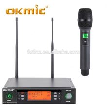 New design bluetooth wireless q9 ktv microphone wind noise reduction portable ktv