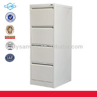 2013 newest vertical steel knock down drawers file cabinet