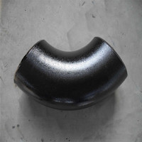 80 degree seamless 5d carbon steel pipe elbow\/bend