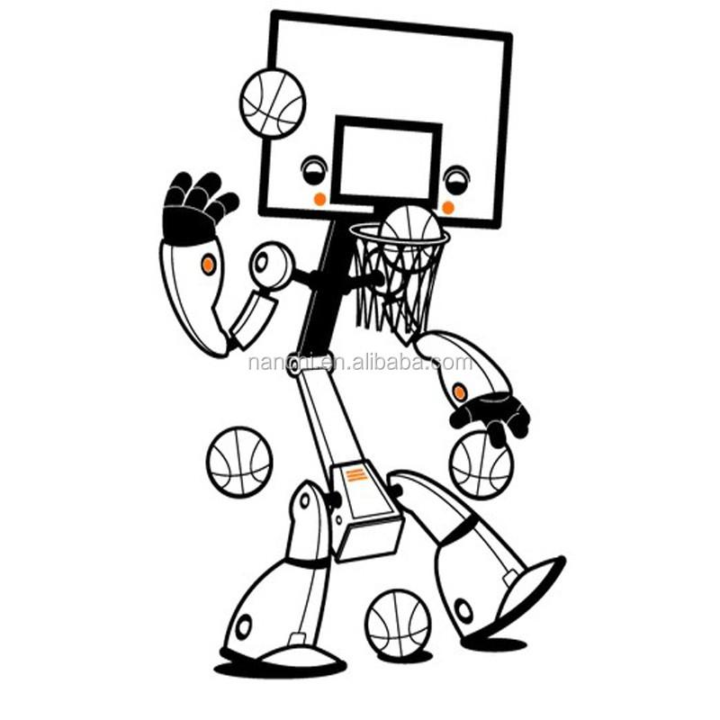 Venta al por mayor vinilos pared baloncesto compre online for Vinilos por internet