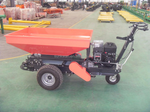 agricultural farm/lawn tractor fertilizer manure drop spreader for sale