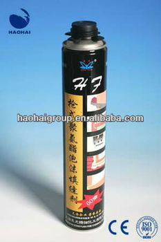 One Component PU Adhesive Sealant PVC Insulation Foam