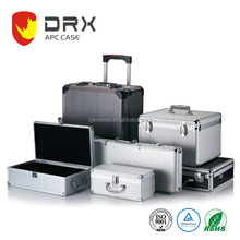 aluminum carrying flight case with foam padding
