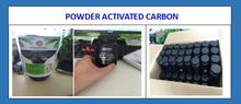 powder activated charcoal carbon hair color for detox