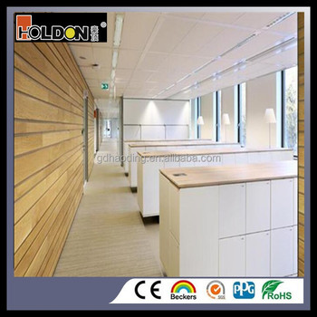 Perforated Metal Ceiling Tiles Aluminum Ceiling Panel 500*500 MM